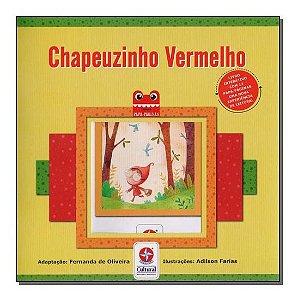 Livro Chapeuzinho Vermelho Estrela Cultural