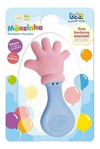 Mordedor Mãozinha Para Bebê C/ Chocalho 2097 Toyster