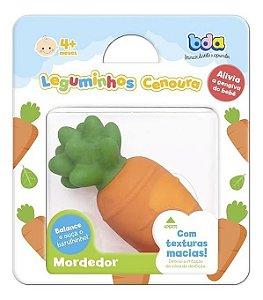 Mordedor Leguminhos Cenoura/Beterraba Toyster