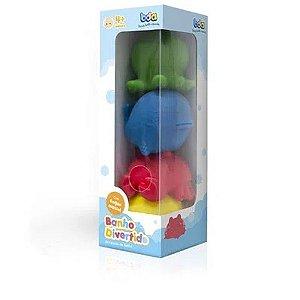 Brinquedinho Banho Divertido Bda 2697 Toyster