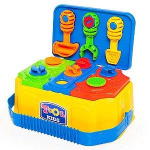Caixa De Ferramentas Tool Kids 0885 Calesita