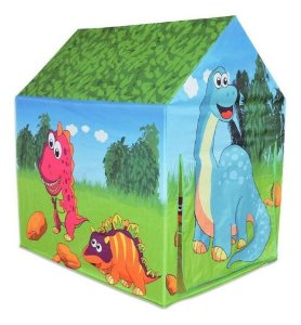 Barraca Casa Dinossauro Brinquedo Dm Toys