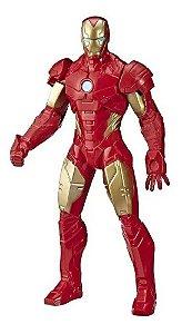 Boneco Homem De Ferro Marvel Avengers Olympus E5582 Hasbro