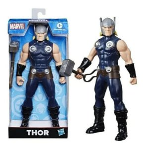 Boneco Thor Avengers Olympus Marvel E7695 Hasbro