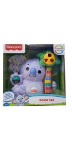 Koala 123 Linkimals Fisher-Price GRG66 Mattel