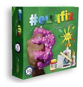 Kit Fazer Slime Foam Bolinhas Isopor Ativador Eu Que Fiz I9