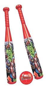 Jogo De Tacos Avengers 2310 Lider