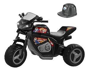 Mini Moto Elétrica Infantil Max Turbo 6v 1430 Magic Toys
