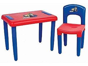 Mesa Cadeira Infantil Atividades Max 3021 Magic Toys