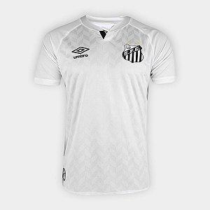 Camisa Branca Masc Santos I 20/21 s/n° Umbro