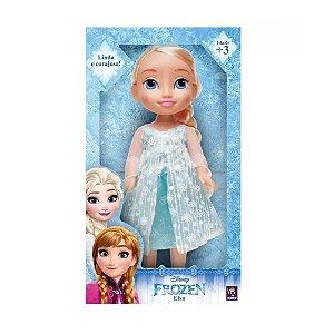 Boneca Elsa Clássica Frozen 6370 Mimo
