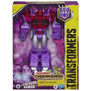 Boneco SORTIDO Transformers Cyberverse Adventures E1885