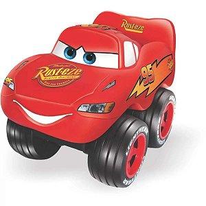 Carrinho Mcqueen Cars Fofomóvel Lider