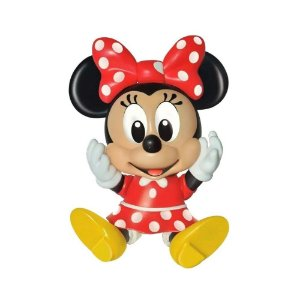 Boneca de Vinil Minnie 2725 Lider