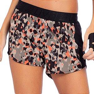 Shorts Run Cameo Preto Live!