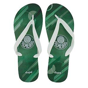 Chinelo Palmeiras Verde Dupé