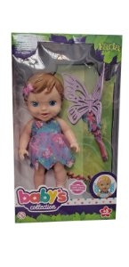 Babys Collection Fada Morena 302 Super Toys