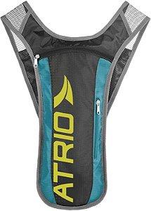 Mochila de Hidratação Térmica+Bolsa de Água 1,5 L Bike Atrio
