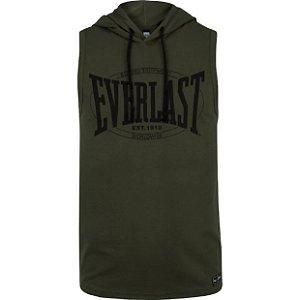 Camiseta Regata c/ Capuz Fundamentals Masculina Everlast