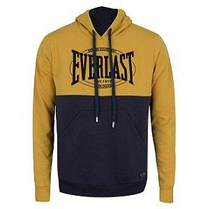Blusão de Moletom c/ Capuz Vintage Masculino Everlast