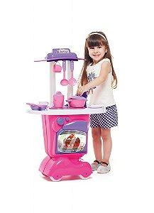 Cozinha Infantil Top Chef Tateti 5020 Calesita