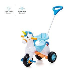 Triciclo Unicórnio Fantasy 1002 Calesita