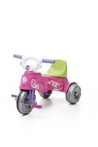 Triciclo Ta Te Tico Rosa 939 Calesita