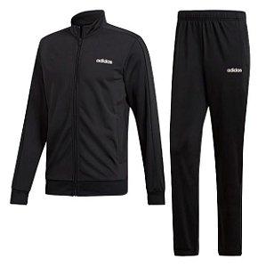 Agasalho MTS Basics Masculino Preto Adidas