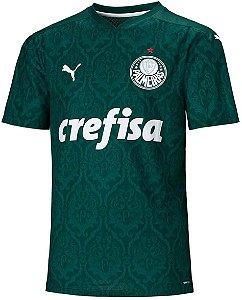 Camisa Palmeiras I 20/21 Torcedor Puma Masculino