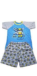 Conjunto Pijama Infantil Bielverine