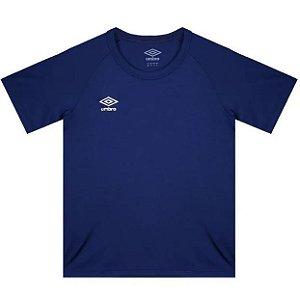 Camiseta TWR Trinity Juvenil Marinho Umbro