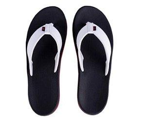 Chinelo Nike Kepa Kai Thong  - Preto/Branc/Verm