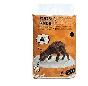 Tapete higiênico ultra absorvente para cães- Tam G-30 Unid