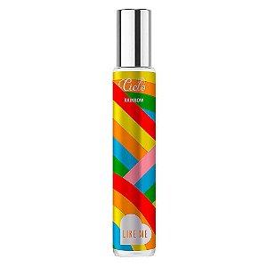 Colônia Perfume Feminino 30ml Rainbow Like Me Ciclo