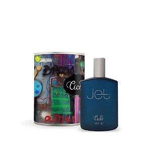 Colônia Perfume Masculino Jet Deo 100Ml Ciclo