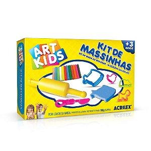 KIT MASSINHAS  2 - 180G - ACRILEX