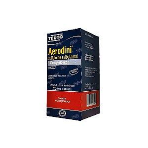 Aerodini SPRAY 100mcg 200 Doses de 57g - Unidade