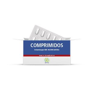 Irose Nitazoxanida 500mg da Althaia - Caixa 6 Comprimidos