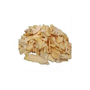 Maça chips em gomos