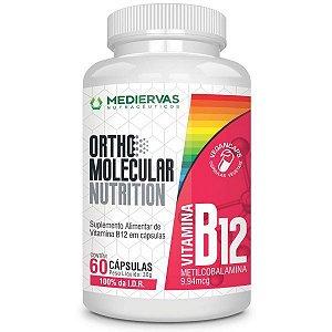 Vitamina B12 Mediervas 60 cápsulas