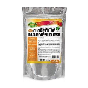 Cloreto de Magnésio Sachê 33g sabor natural Unilife