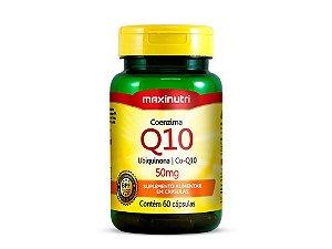 Coenzima Q10 60 cápsulas Maxinutri