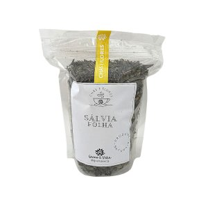 Salvia Folhas - Chás e flores Grano & Vita (ziplock) 72g