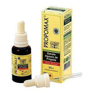 Propomax Extrato de Propólis Aquoso Apisflora 30ml