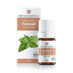 Óleo essencial Patchouli Phytoterapica 5ml