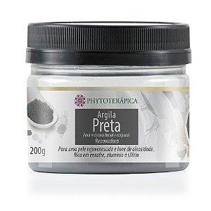 Argila Preta Phytoterapica 200g