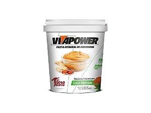 Pasta de amendoim Coco Protein 1kg Vitapower