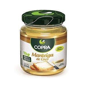 Manteiga de Coco Copra 200ml