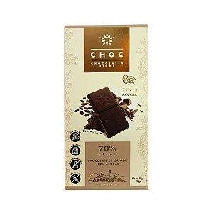 Chocolate Cacau 70% Choc