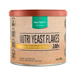 Nutritional Yeast Flakes Nutrify 100g